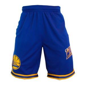 Short Hombre NBA Warriors Azul