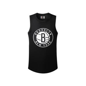Camiseta Tank Top Hombre NBA Brooklyn Nets Kevin Durant Negro