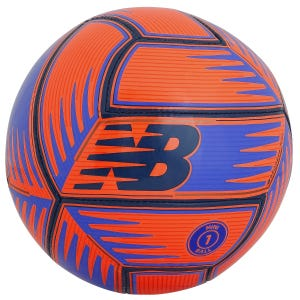 Mini Balón Fútbol New Balance Geodesa Training N°1 Naranja