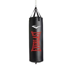 Saco Boxeo Everlast Nevatear Negro/Rojo