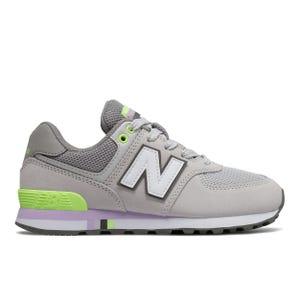 Zapatillas Niña New Balance 574 Gris