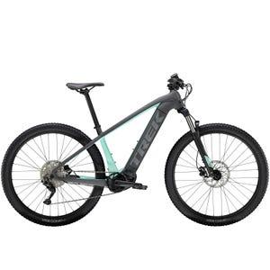Bicicleta Eléctrica MTB Trek Powerfly 4 2021 Gris/Verde