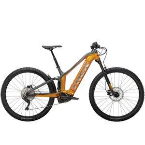 Bicicleta Eléctrica MTB Trek Powerfly 4 625 2021 Naranja/Gris