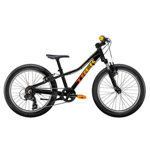 Bicicleta Niño Trek Precaliber 20 Negra 2020