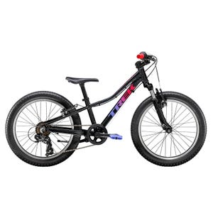 Bicicleta Niña Trek Precaliber 20 Negra 2020