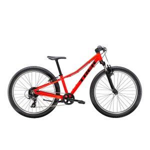 Bicicleta Niño Trek Precaliber 24 Roja 2020