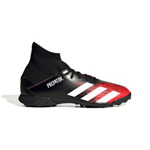 Zapatillas Futbolito Niño Adidas Predator Tango 20.3 S TF J Negro