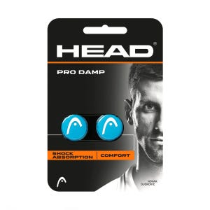 Antivibrador Tenis Head Pro Damp Azul