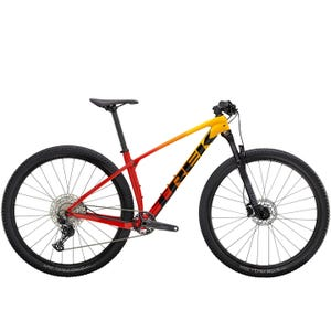 Bicicleta MTB Trek Procaliber 9.5 Amarilla/Roja 2021-2022