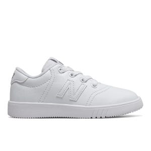 Zapatillas Urbanas Niño New Balance 10:Synthetic Blanca