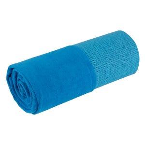 Toalla Yoga Blu Fit Antideslizante Azul