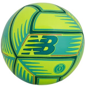 Mini Balón Fútbol New Balance Geodesa Training N°1 Amarillo