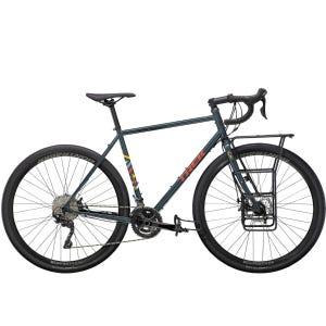 Bicicleta Ruta Trek 520 Grando 2021 Azul