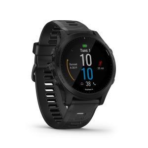 Smartwatch Garmin Forerunner 945 HR Negro