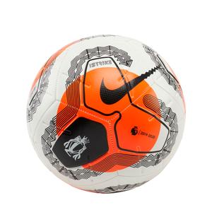 Balón Fútbol Nike Premier League Strike 5 Blanco/Rojo