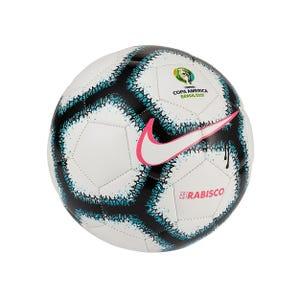 Balón Fútbol Nike Menor X Rabisco Copa America 2019 Bicolor