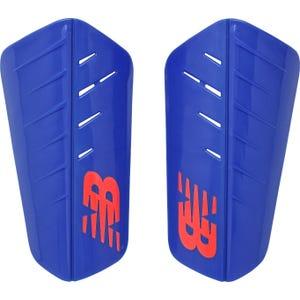 Canilleras Fútbol New Balance Slip Guard Azul
