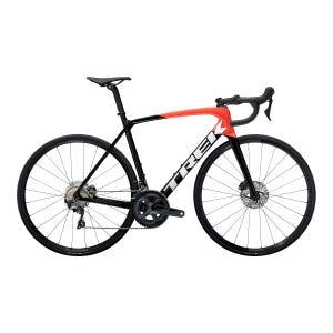 Bicicleta Ruta Trek Emonda SL 6 Disc Negro 2021