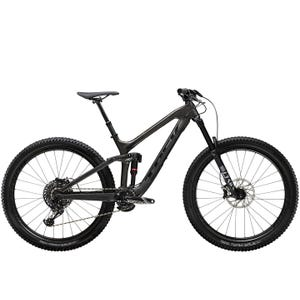 Bicicleta Mountain Bike Trek Slash 9.8 Gris/Negro