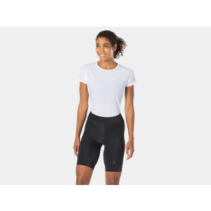Short Ciclismo Mujer Bontrager Solstice Negro