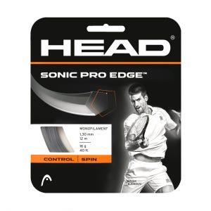 Cuerda Tenis HEAD Sonic Pro Edge Set 16g Gris