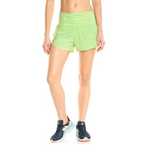 Short Entrenamiento Mujer Zvibes Verde