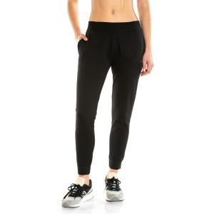 Pantalón Jogger Mujer Zvibes Lifestyle Negro