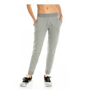 Pantalón Jogger Mujer Zvibes Lifestyle Gris