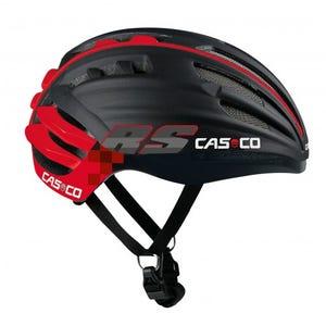 Casco Speed Airo RS Negro/Rojo Casco M