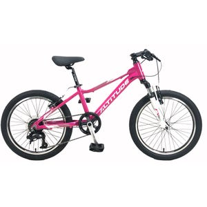 Bicicleta Sport 20 Niña  Altitude Púrpura