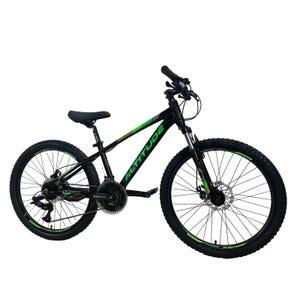Bicicleta Sport 24 Niño Altitude Negro