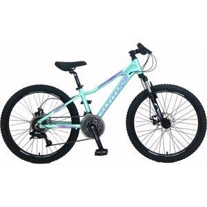 Bicicleta Sport 24 Niña Altitude Verde