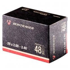 Cámara Standard 29x2.00-2.40 Valvula Presta 48mm Bontrager