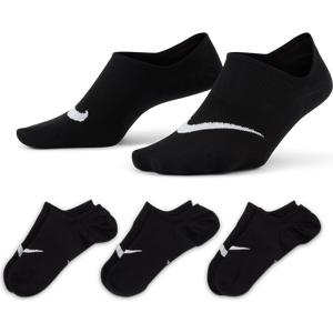 Calcetines 3 Pares Training Mujer Nike Everyday Plus Lightweight Negro