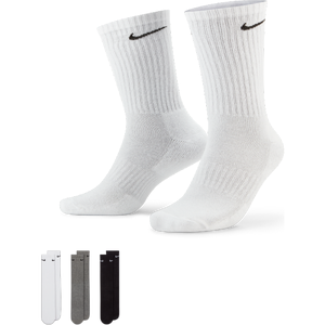 Calcetines 3 Pares Training Unisex Nike Everyday Cushioned Multicolor