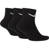 Calcetines 3 Pares Training Hombre Nike Everyday Cush Ankle Negro