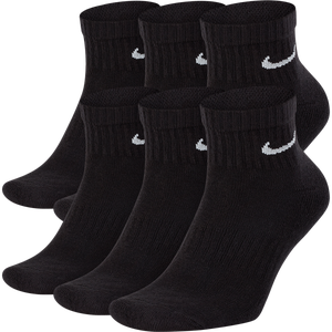 Calcetines 6 Pares Training Hombre Nike Everyday Cushioned Negro