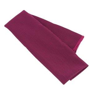 Toalla Deportiva Blu Fit 28 x 88 Púrpura