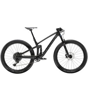 Bicicleta MTB Trek Top Fuel 9.8 29 Gris