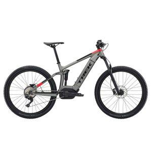 Bicicleta Eléctrica MTB Trek Powerfly FS 5 2019 Gris