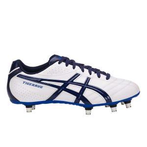 Zapatos Rugby Hombre Asics Tigerrug Seed 3 Blanco