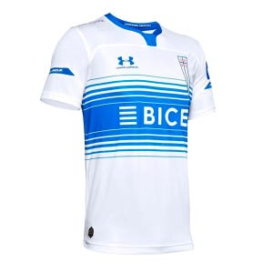 Camiseta Niño Under Armour Universidad Católica Local 2020