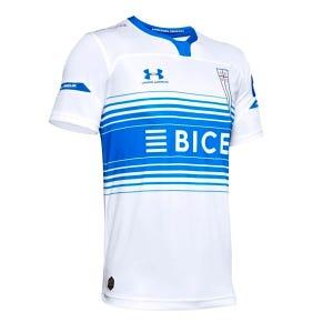 Camiseta Niño Under Armour Universidad Católica Local 2020