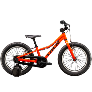 Bicicleta Niño Trek Precaliber 16 Naranja 2020