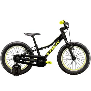 Bicicleta Niño Trek Precaliber 16 Negra 2020