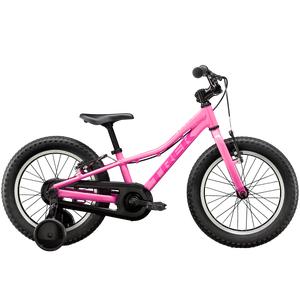 Bicicleta Niña Trek Precaliber 16 Rosada 2020