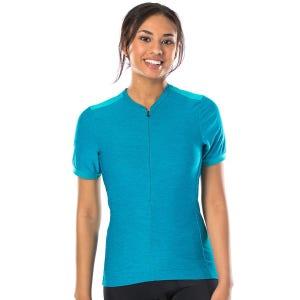 Tricota Ciclismo Mujer Bontrager Vella Azul