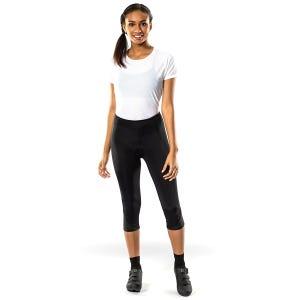 Calzas Largas Ciclismo Mujer Bontrager Vella Negro