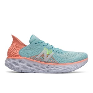 Zapatillas Running Mujer New Balance 1080 v10 Celeste