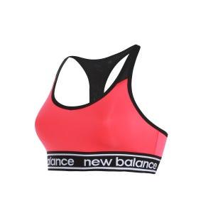 Peto Running Mujer New Balance Pace Bra 2.0 Rosado